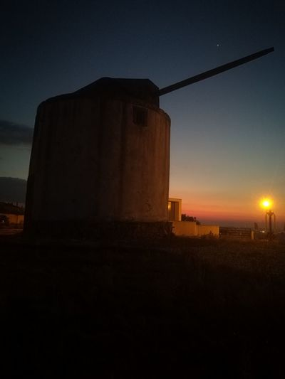 Industry Outdoors Sky Astronomy Mars Sunset Mill