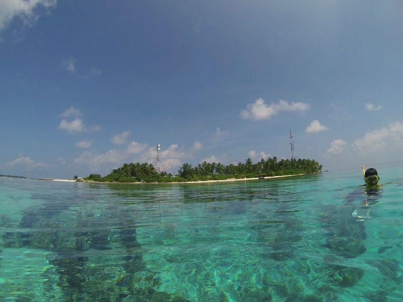 People Of The Oceans Original Experiences Sea Gopro Clouds Island Islandlife Ocean OceanLovers