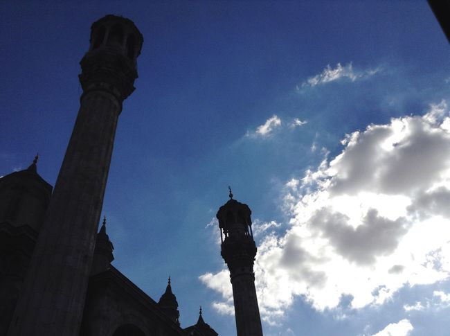 Konya Turkey Sky Day Mosque Travel Blue Cloud - Sky Building Exterior Architecture Turkey Low Angle View