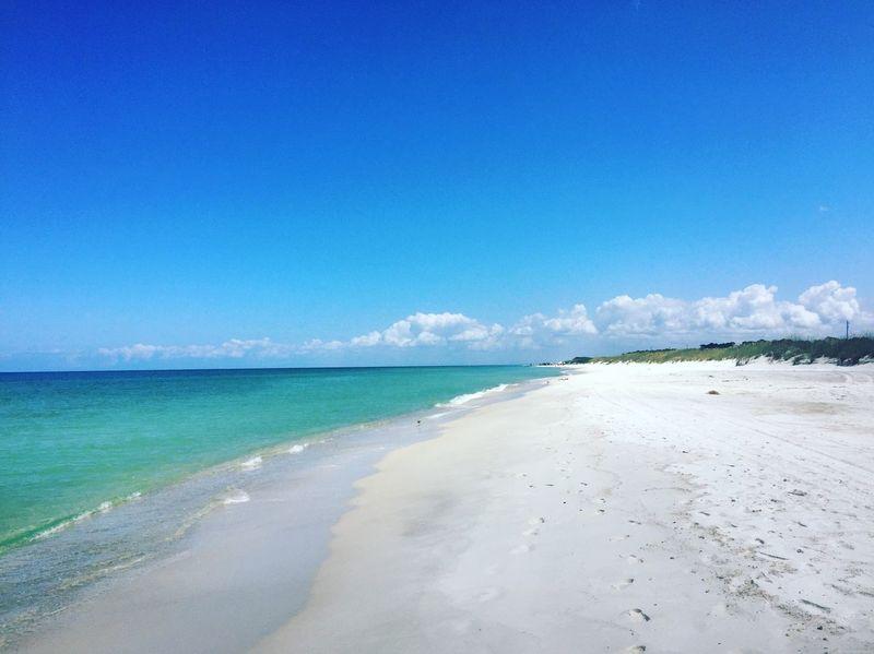 Ocean Beachphotography Gulf Of Mexico Coastline Beach