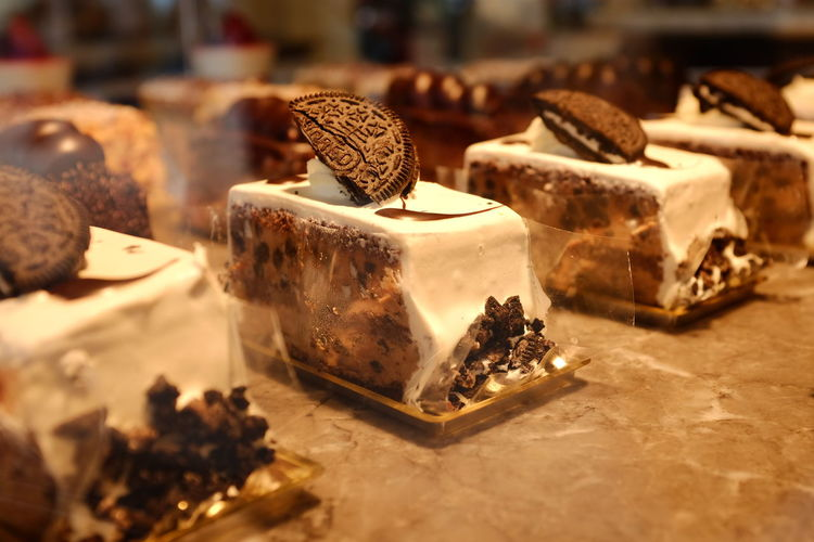Pastries. Cake