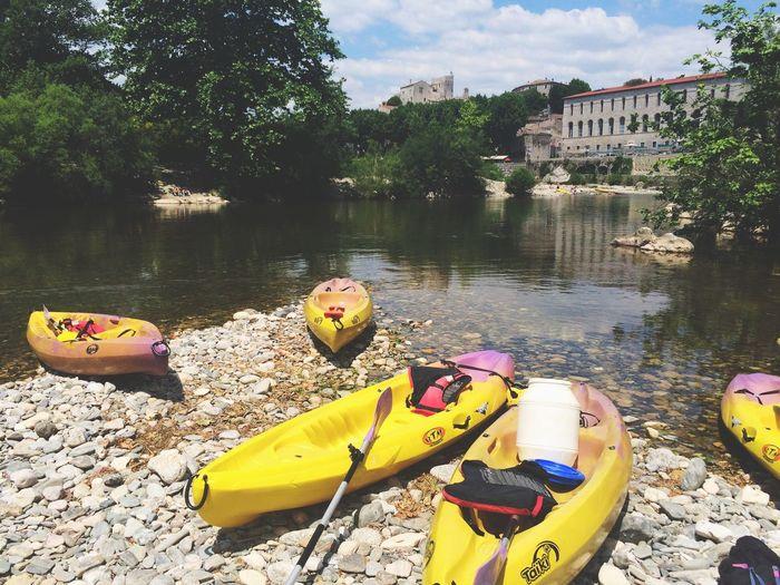 Canoe Kayaking Friends