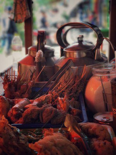 Street food..