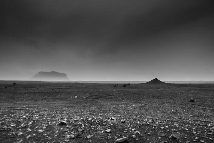 B&w B&W Landscape Fire Horizon Ice Iceland Landscape Nature Roadtrip The Great Outdoors - 2016 EyeEm Awards