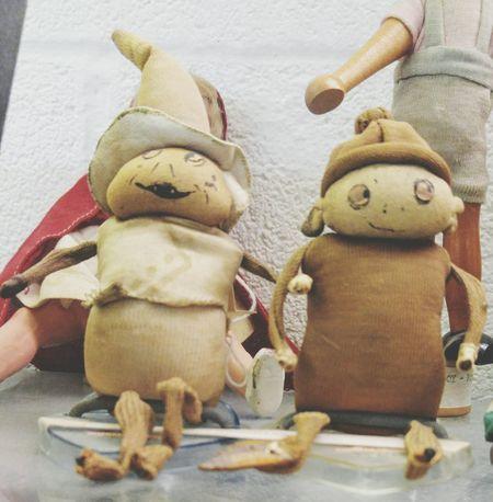 Toys In The Attic Creepy Dolls Bygone Era