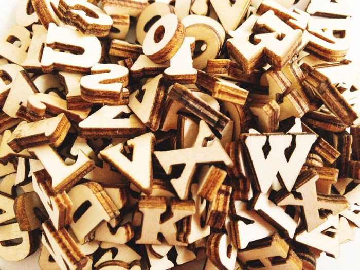 Lifestyles Alphabet Alphabetical Letters Art Chaotic Chaos Write Writing Educational Game Game Learn Wood Wooden EyeEm Best Shots EyeEmNewHere Conceptual Concept Words Word Educational Education Text Wooden Letters Lettering Letters Studio Shot Full Frame Backgrounds Large Group Of Objects Abundance