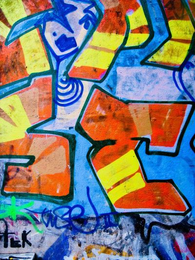 Amsterdam Street Graffiti Graffiti Multi Colored Full Frame Backgrounds Pattern Art And Craft Graffiti Creativity No People Textured  Close-up Wall - Building Feature Design Text Day Outdoors Street Art Architecture Western Script