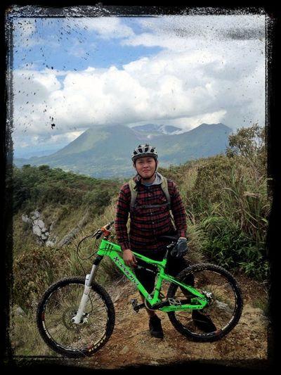 My ride my adventure