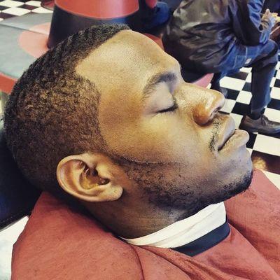 Up early getting it in. Good morning Barbernation Tcu Barbershopconnect SophistaCUTZ Faded FadedU DFWmetroplex Arlington  Arlingtonbarbershops Arlingtonbarbers ArlingtonHaircuts DFW Fortworth Ftworth