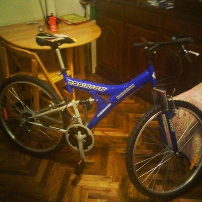 Despues de tanto esfuerzo, te conseguí! Nueva Bici New Bike Neu Fahrrad Love Liebe