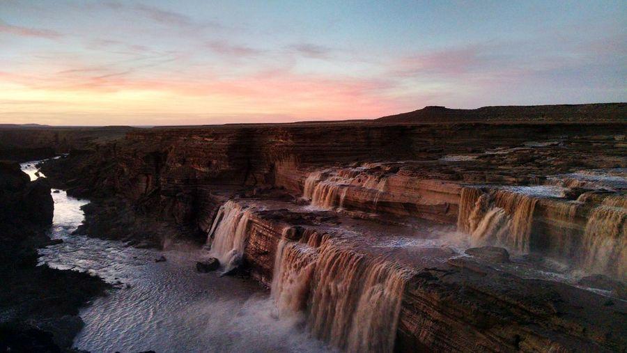 Sunset Geology