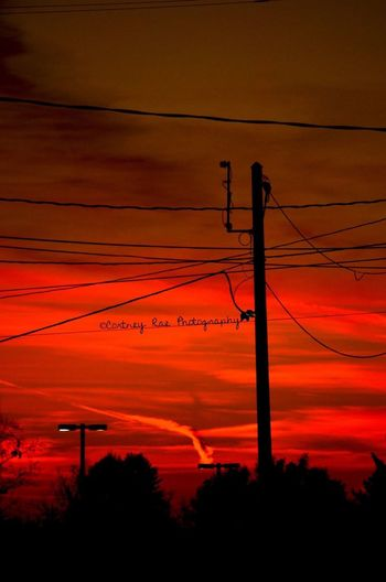 Cortney Rae Photography Sunset City Beautiful