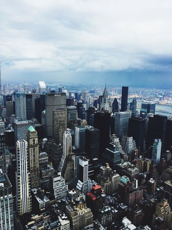 NYC New York Skyline