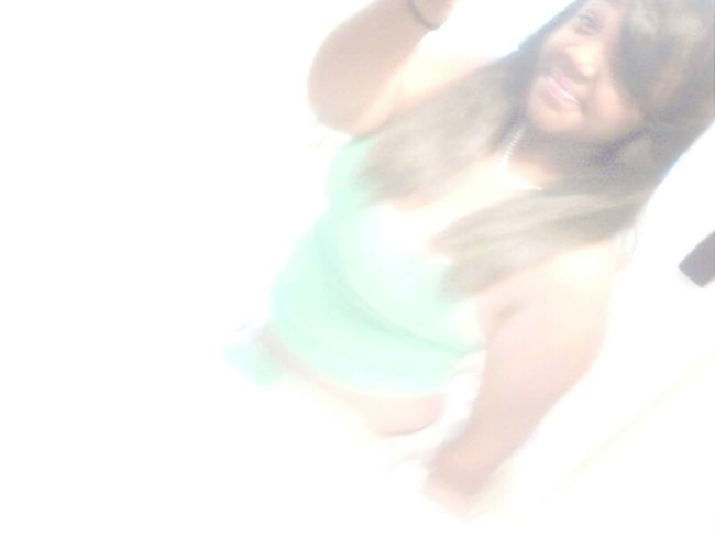 ; A Lil Blury , But From Yesterday Fwm <3