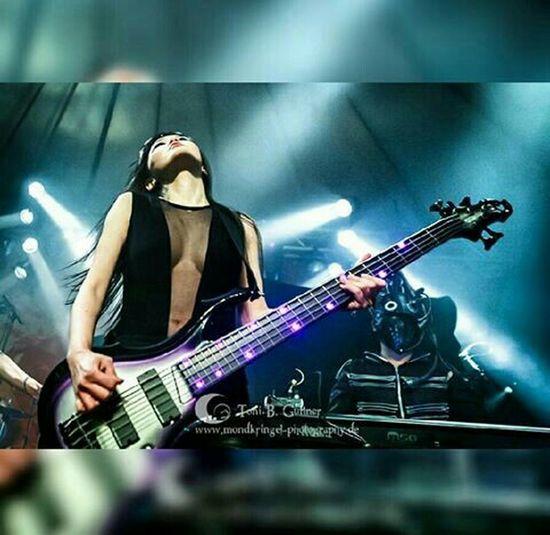 Dorisyeh Bassist Female Chthonic Awesome Favoriteperson