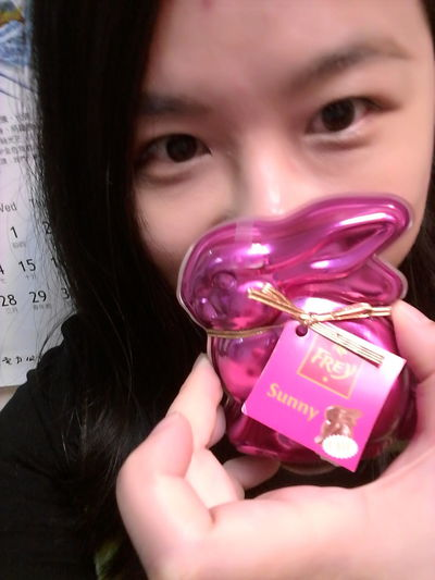 a valuable birthday gift from Switzerland HappyBirthday Gift Sunny Frey Chocolate♡
