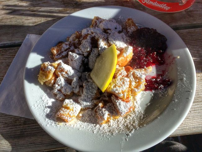 What's For Dinner? Kaiserschmarrn & Almdudler Delicious ? Fresh 3 Yummy