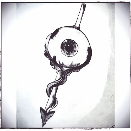 Drawing Bored Eye