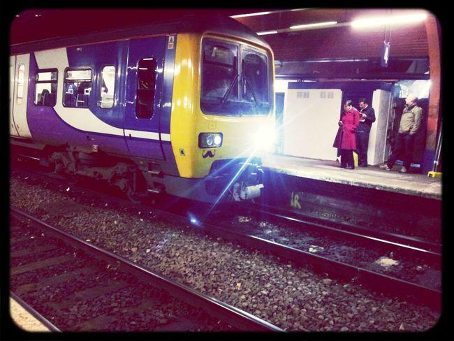 The 'mo train!