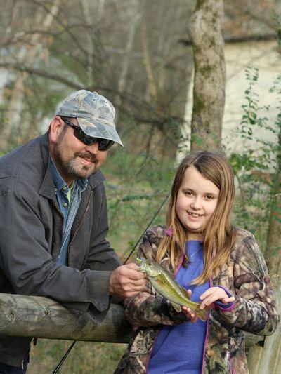 Fatherhood Moments Love Family Beauty In Nature FishEyeEm Fishing