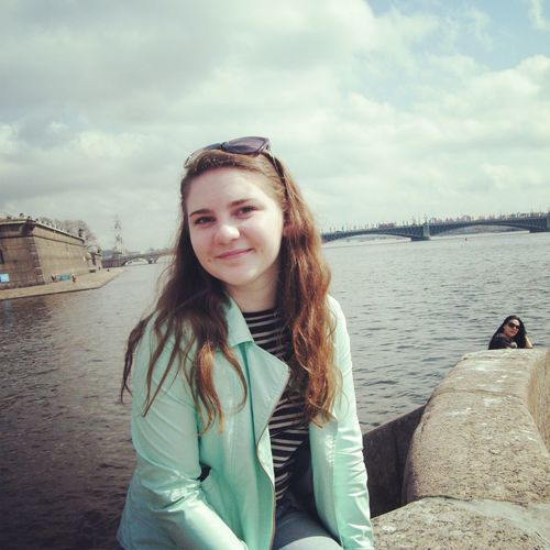 Its Me Enjoying The Sun St Petersburg That's Me