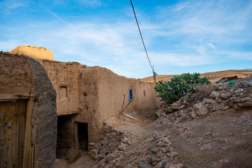 Atlas Moroccan Landscape Morocco Rural Architecture Atlasmountains Landscape Mountains Mountains And Sky Rural Landscape Rural Life Sky Traditional Village Travel Destinations
