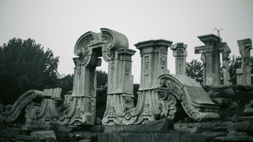 Ancient Civilization Art Beijing China Culture Documentary Historic History Old Buildings Ruins Sculpture Shantou Traveling