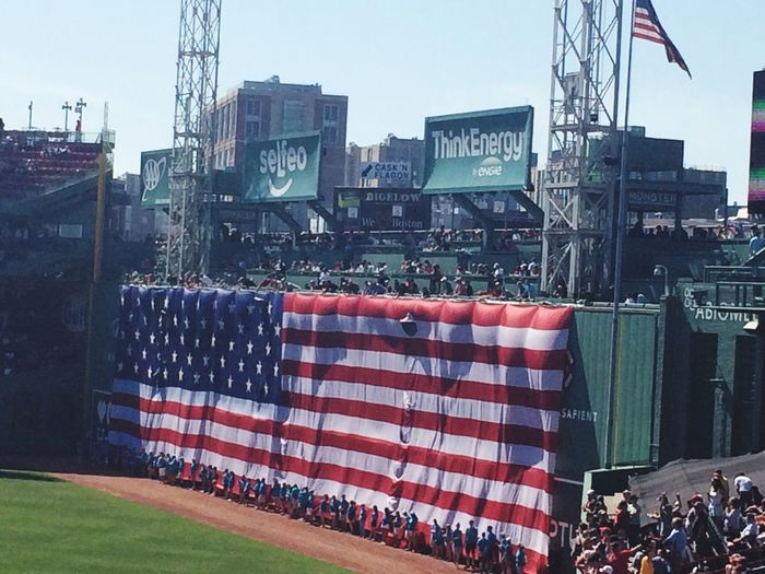 Red Sox Is For Boston, Boston Strong. Red Sox Nation USA FLAG One Nation America Home Of The Brave