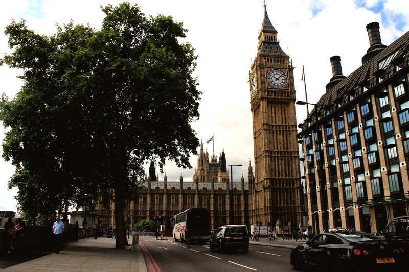 London memories Summertime London Westminster Big Ben Memories Traveling England English Summer Miss