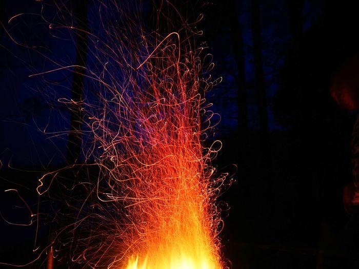 Fireplase in