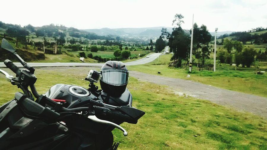 Kawasaki Z800 Motorcycle
