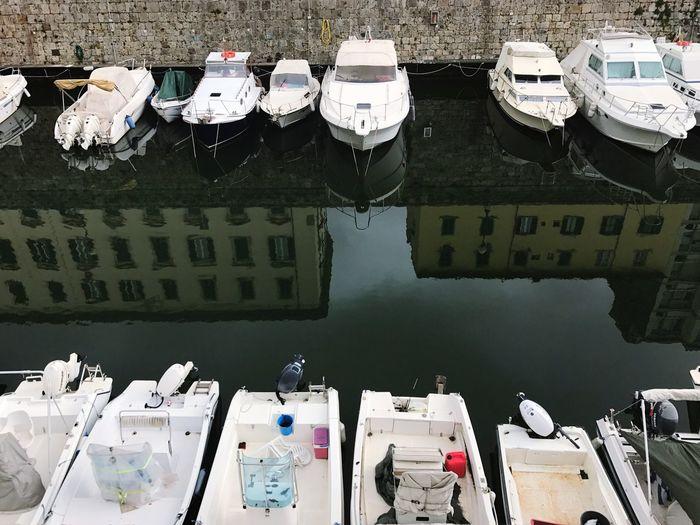 Livorno Italia Venezia Shadow Shot IPhoneography Water