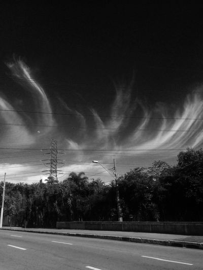 Hello World Sky Blackandwhite Awesome Hi! Beautiful