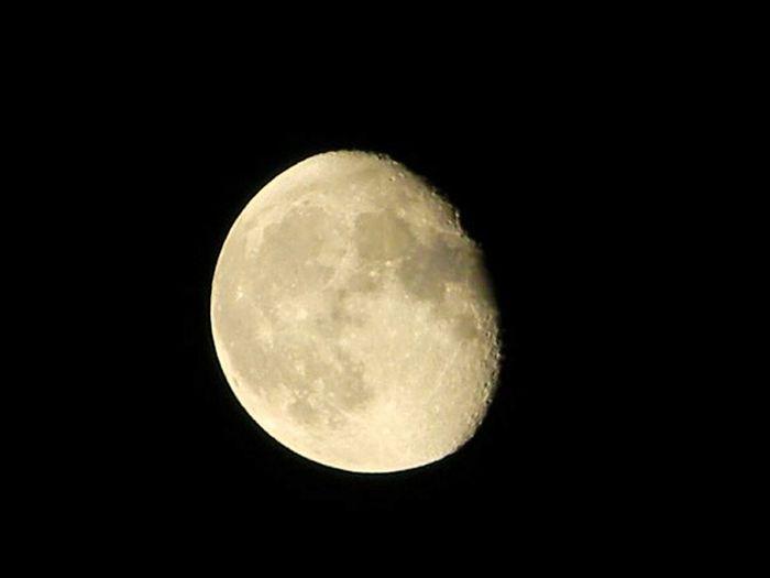 Moon Nikon My