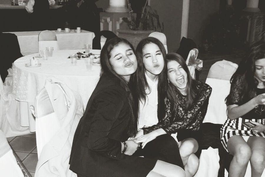 Ay las amo mucho (: