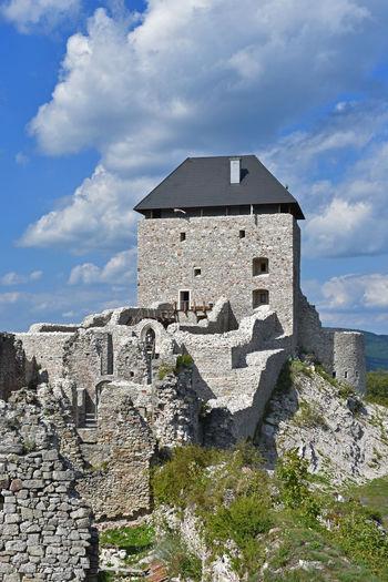 Castle Regéci Vár Castle Of Regéc History Sky Architecture Building Exterior Built Structure Cloud - Sky