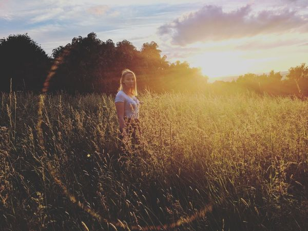 Only Women One Woman Only One Person People Adult Adults Only Sunset Nature Outdoors Sky Women Full Length Day Tree One Young Woman Only Young Adult Nature Adventure Explore Exploration Exploring Let's Go. Together.