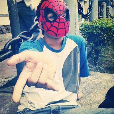 Eu sou o Homemaranha -q Spiderman Comics HERO instalike liverpool quadrinhos style