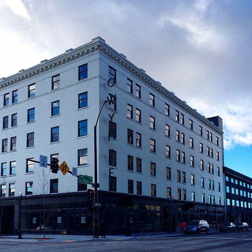 Boise Idaho Northwest Architecture City Cityscapes Skyline Taking Photos Geometric Shapes