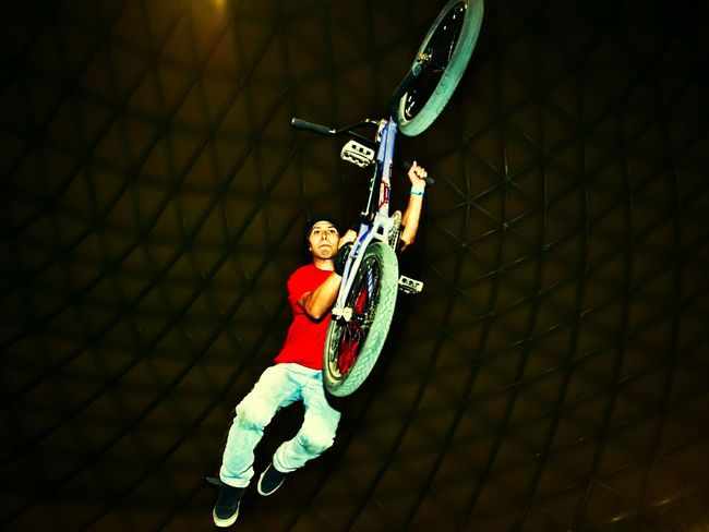 On Your Bike Super Zboy Superman... Bikers Bikepark Color Photography Extreme Sports Superman Superbike