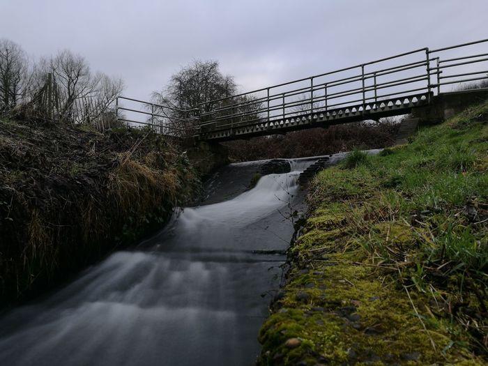 Waterfall Bridge Braintree Essex EyeEmNewHere