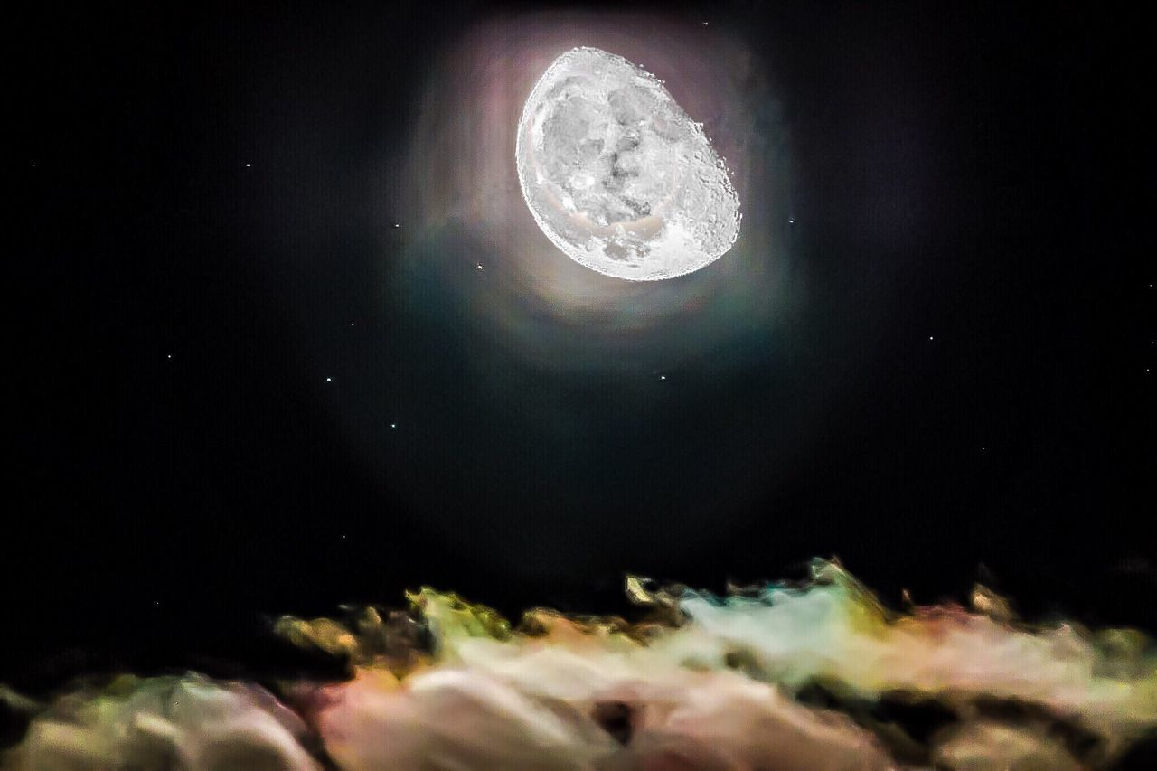 moon, night, astronomy, no people, nature, beauty in nature, sky, indoors, space, close-up, galaxy