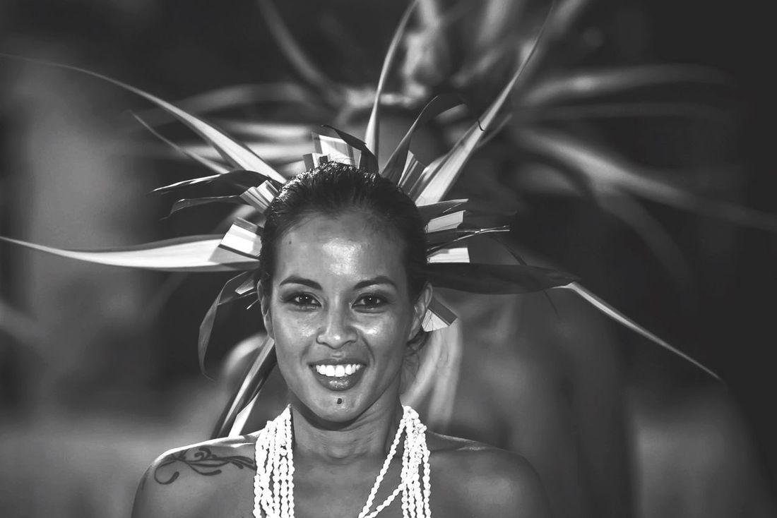Danse Tahitienne Danse Danseuse
