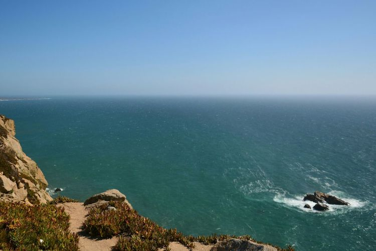 Edge Of The World Landscape Landscape_Collection World Getting Inspired EyeEm Nature Lover Beautiful Nature Traveling Cabo Da Roca Portugal