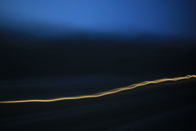 Light Trails Lights Dawn Light Line In A Path Light Painting Photography. Nature No People Outdoors Sparksamar
