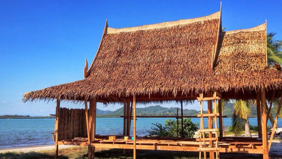 Relaxation Beachlife Amusement Park Summer Sweet Disposition Koh Yao Yai