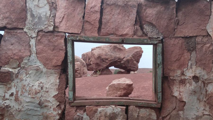 Buffalo Rock Indian Native American Nature Out Wi Nature Photography Relaxing Road Rock House Window