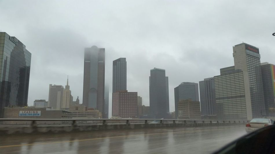 Showcase: November Dallas Rainy Days
