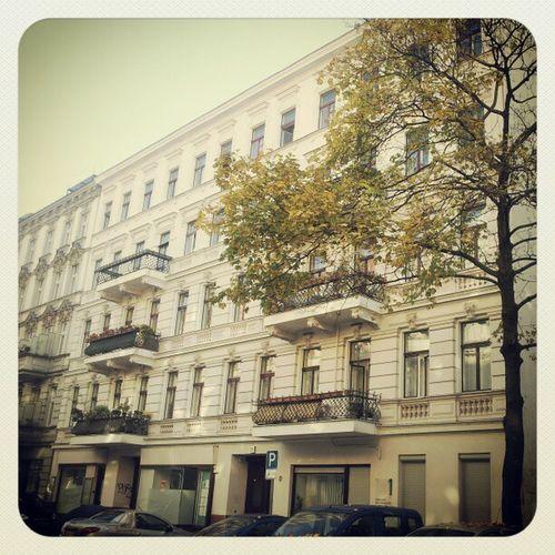 #Berlin #Knobelsdorff im #Herbst #autumn Charlottenburg Charlottenburg  Knobelsdorff Berlin City 2.0 - The Future Of The City