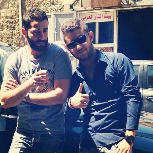 My Freands Check This Out Cheese! Ramallah
